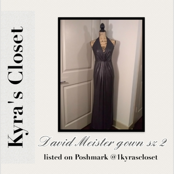 David Meister Dresses & Skirts - David Meister gown sz 2